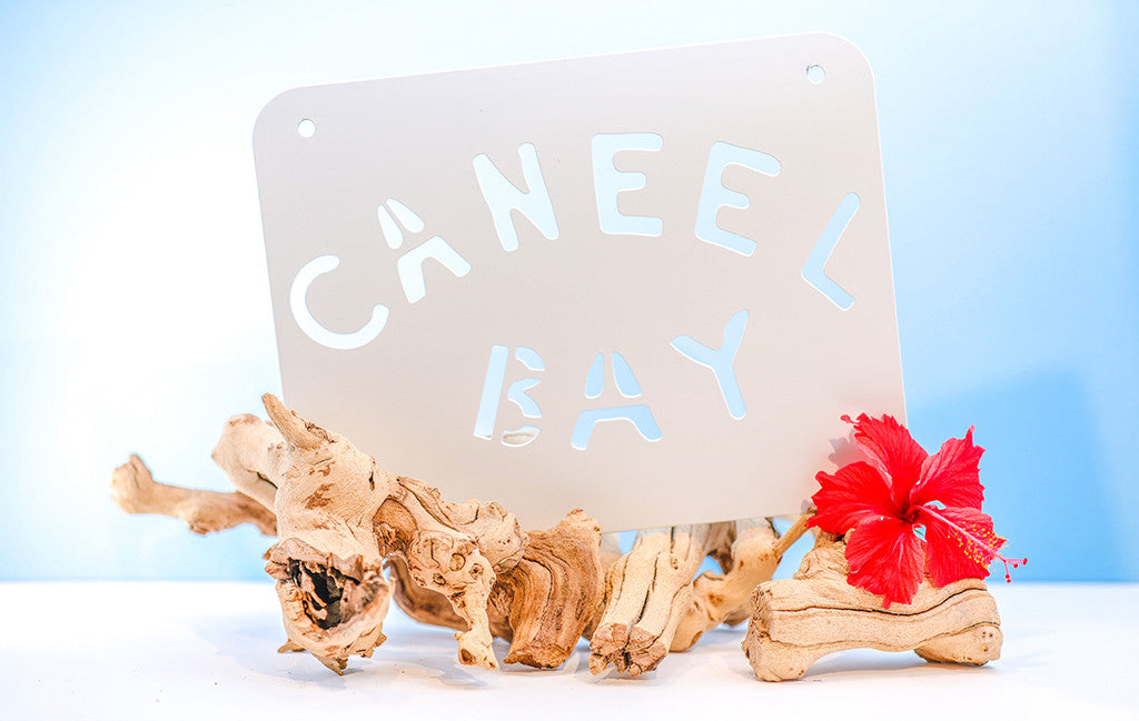 Caneel Bay Sign