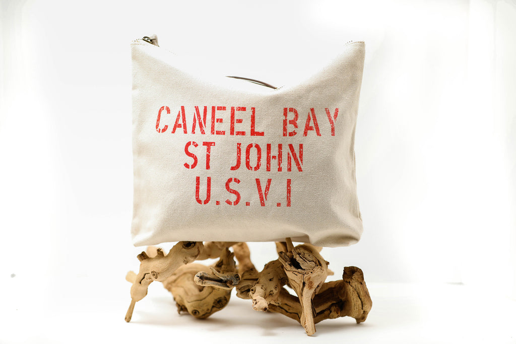 Kempton & Co Caneel Bay Pouch