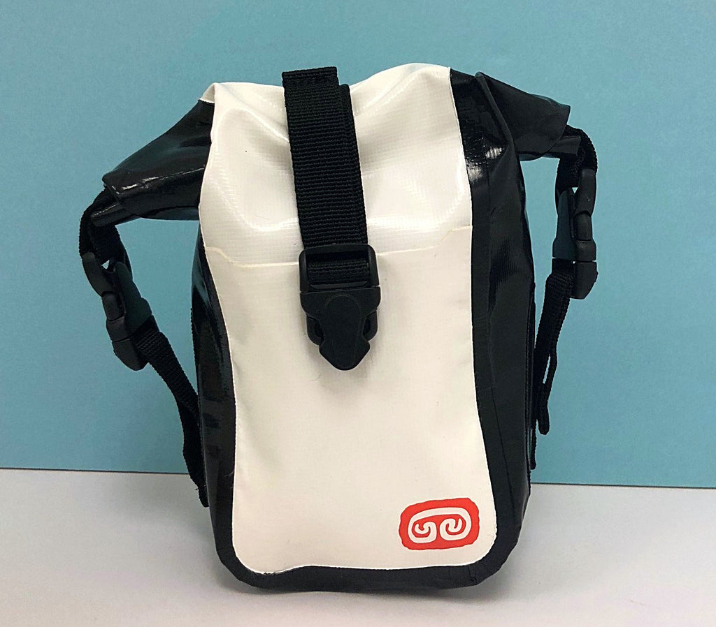 1.5 Liter White Waterproof Bag