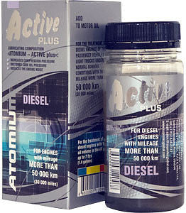 ATOMIUM Active (Diesel) Plus for diesel engines