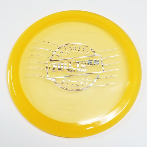 PRIORITY DRIFTER - yellow/silver stamp 173g