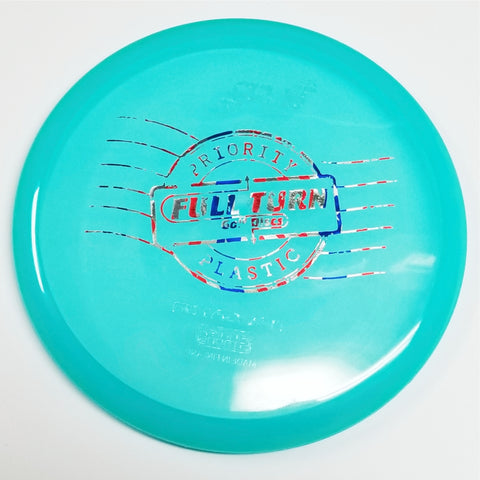 PRIORITY NAVIGATOR - blue/flag stamp 178g