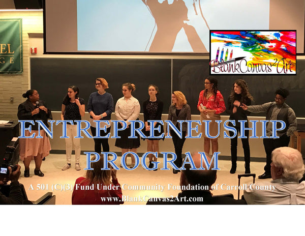BC2A Entrepreneurship Baltimore County High School Spring Session Tuition