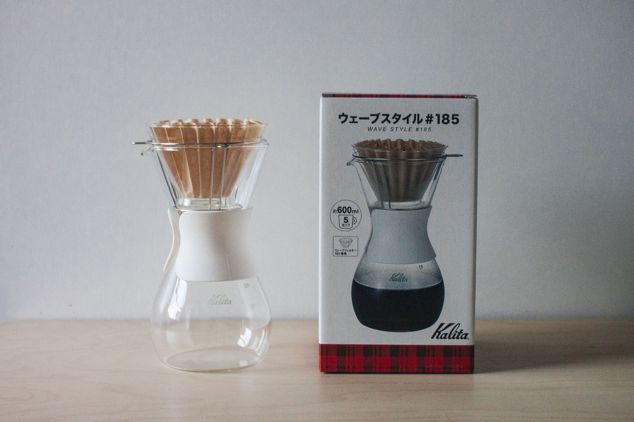 Kalita Wave Dripper Set