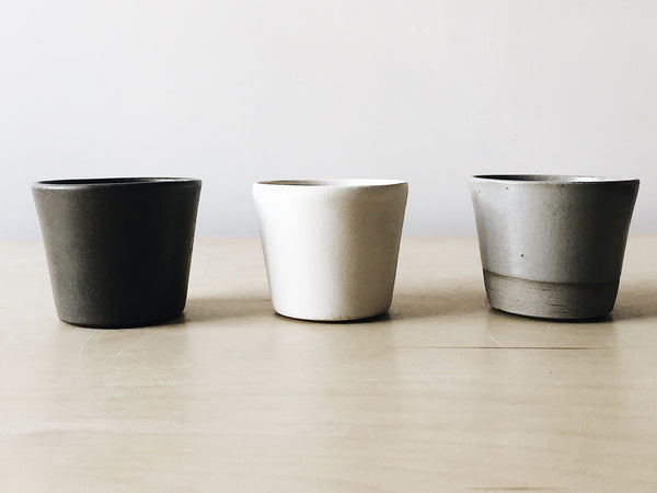 Jono Smart handmade coffee cup