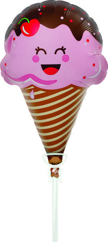 Mini Cute Cone Balloon