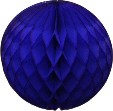 Honeycomb Ball - Dark Blue