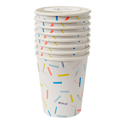 Sprinkles Party Cup