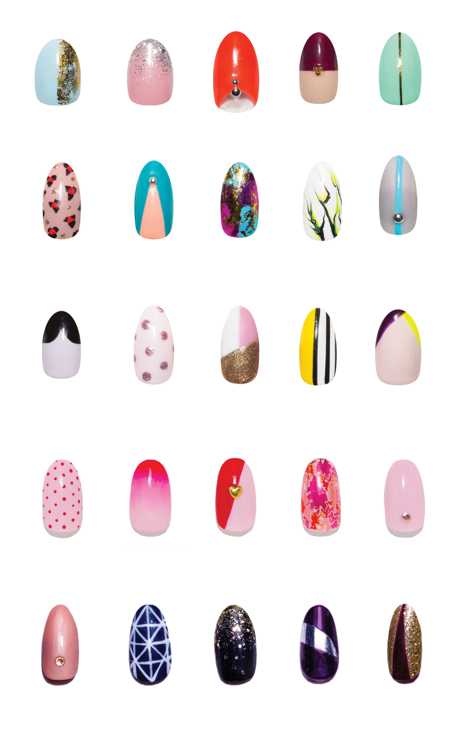 Pop Nails Collection