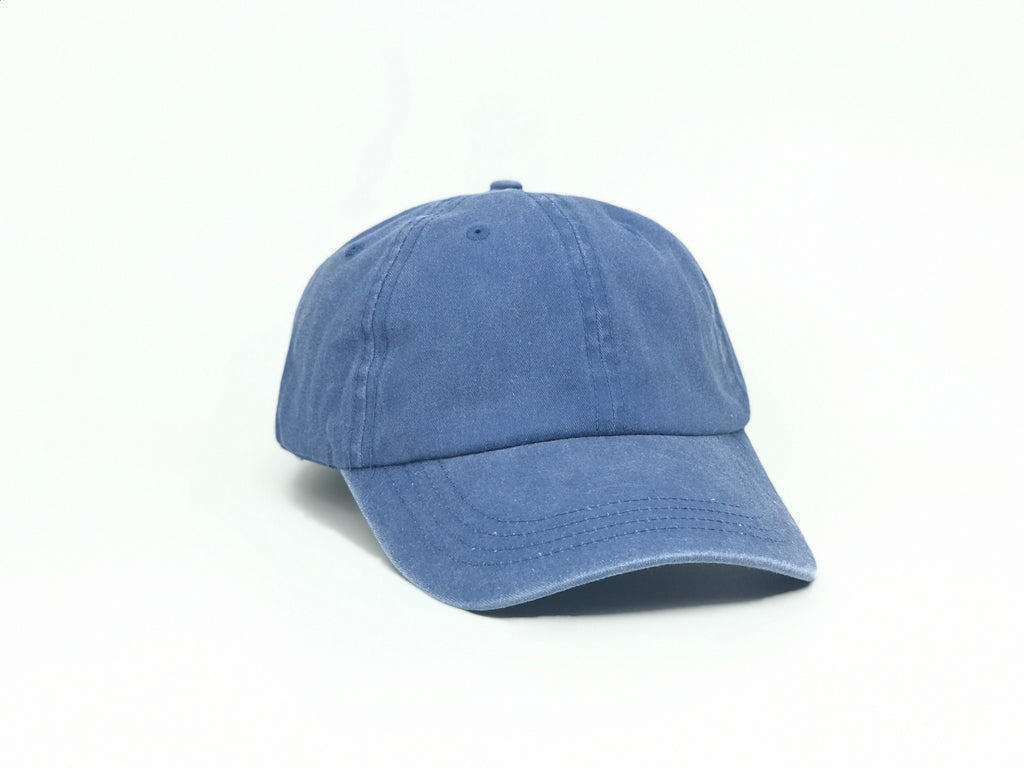 Faded Dad Hats - Blue