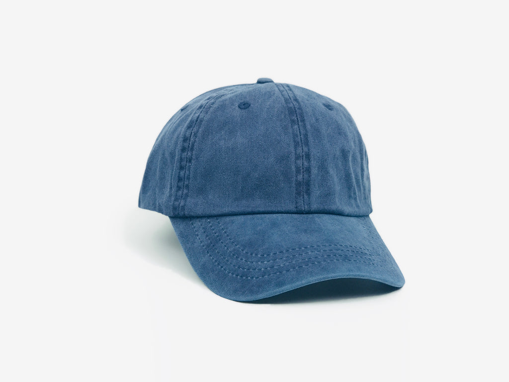 Faded Dad Hat - Navy
