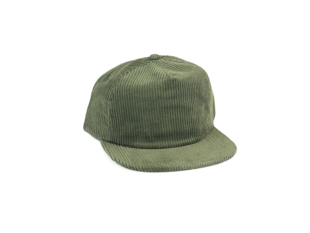 The High 5 - Thick Corduroy - Olive