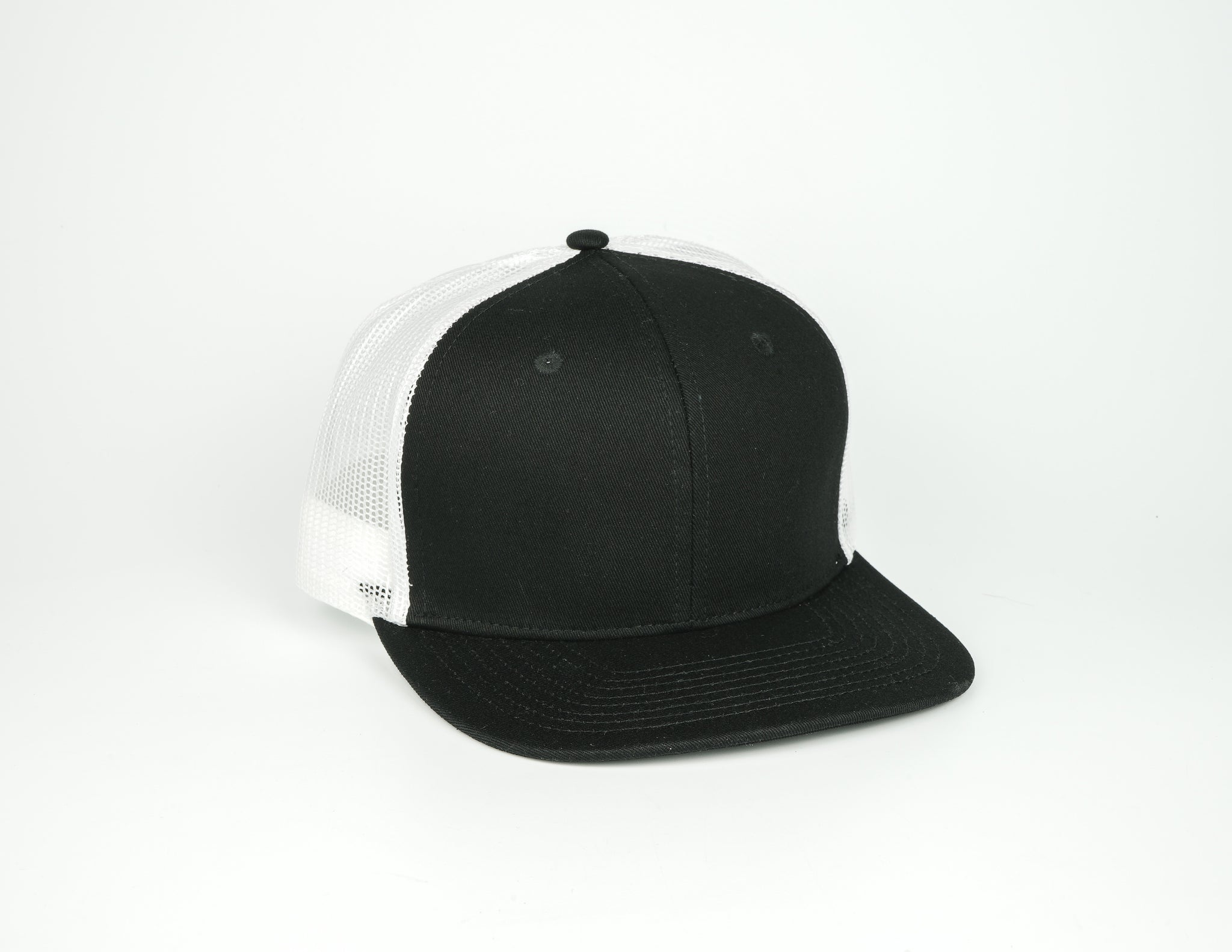 Trucker - Black/White