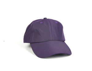 Nylon Dad Hat - Violet