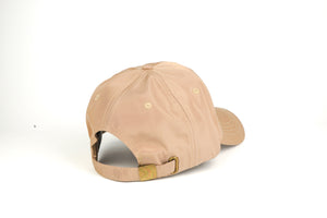 Nylon Dad Hat - Khaki