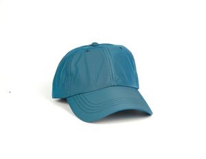 Nylon Dad Hat - Blue