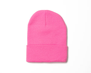 Beanie - Light Pink
