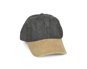 The Pops - Denim - Black/Brown