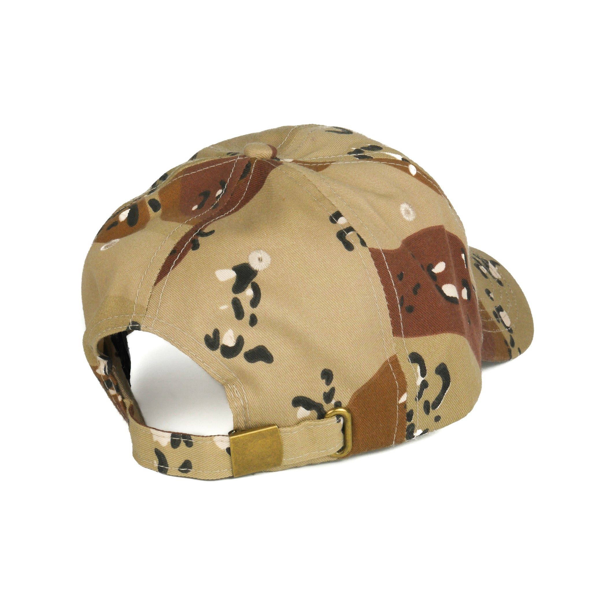 The Pops - 100% Cotton - Sand Camo