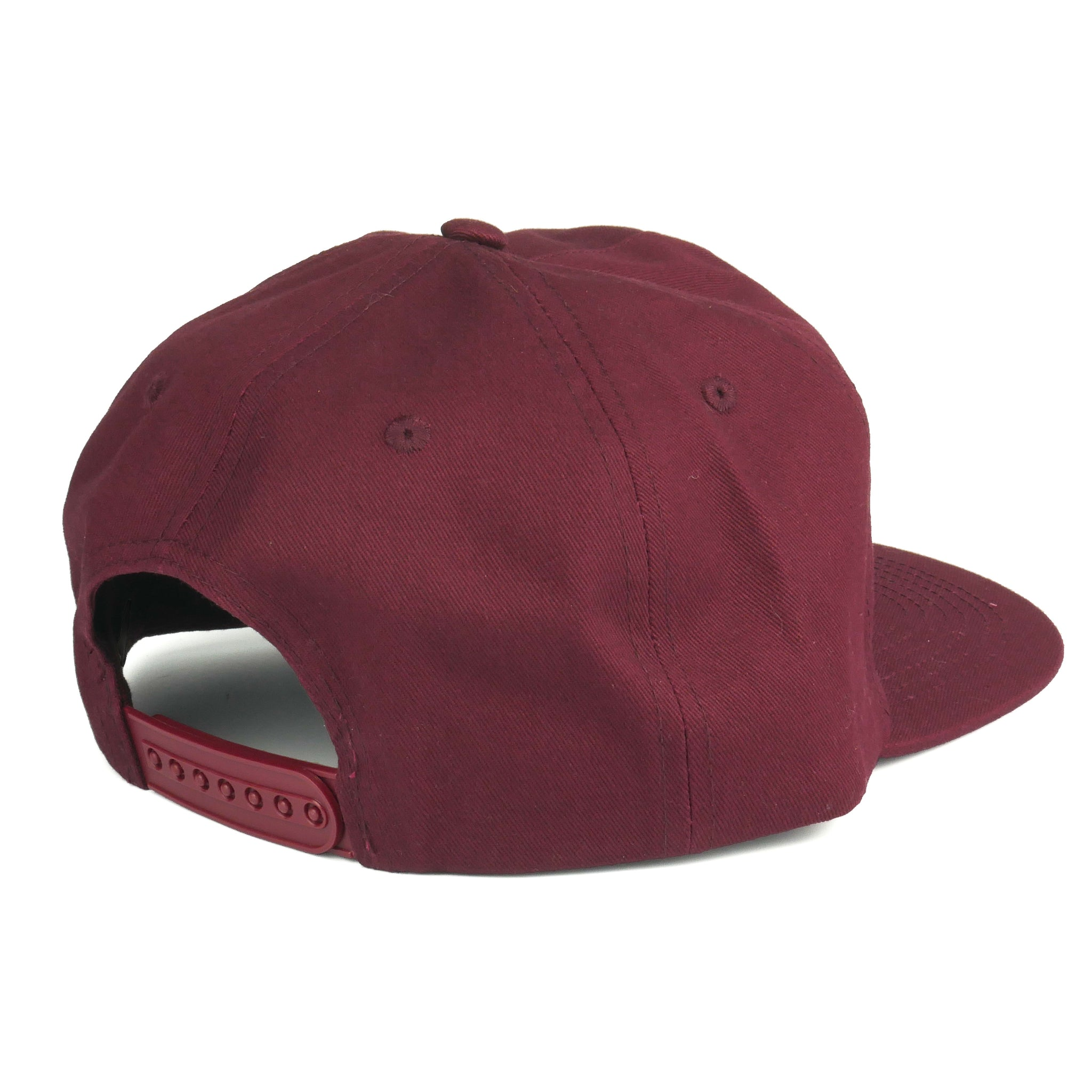 The High 5 - 100% Cotton - Burgundy
