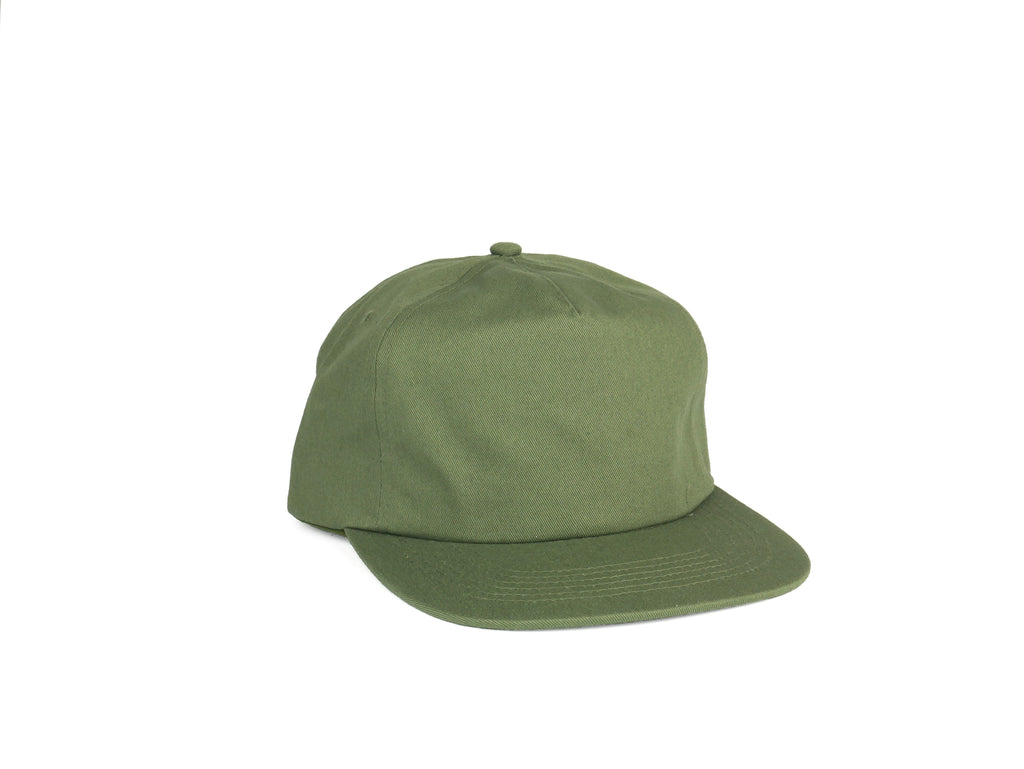 The High 5 - 100% Cotton - Olive