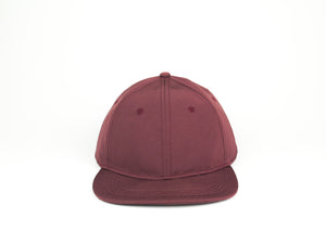 Water Resistant Folding Hat - Burgundy