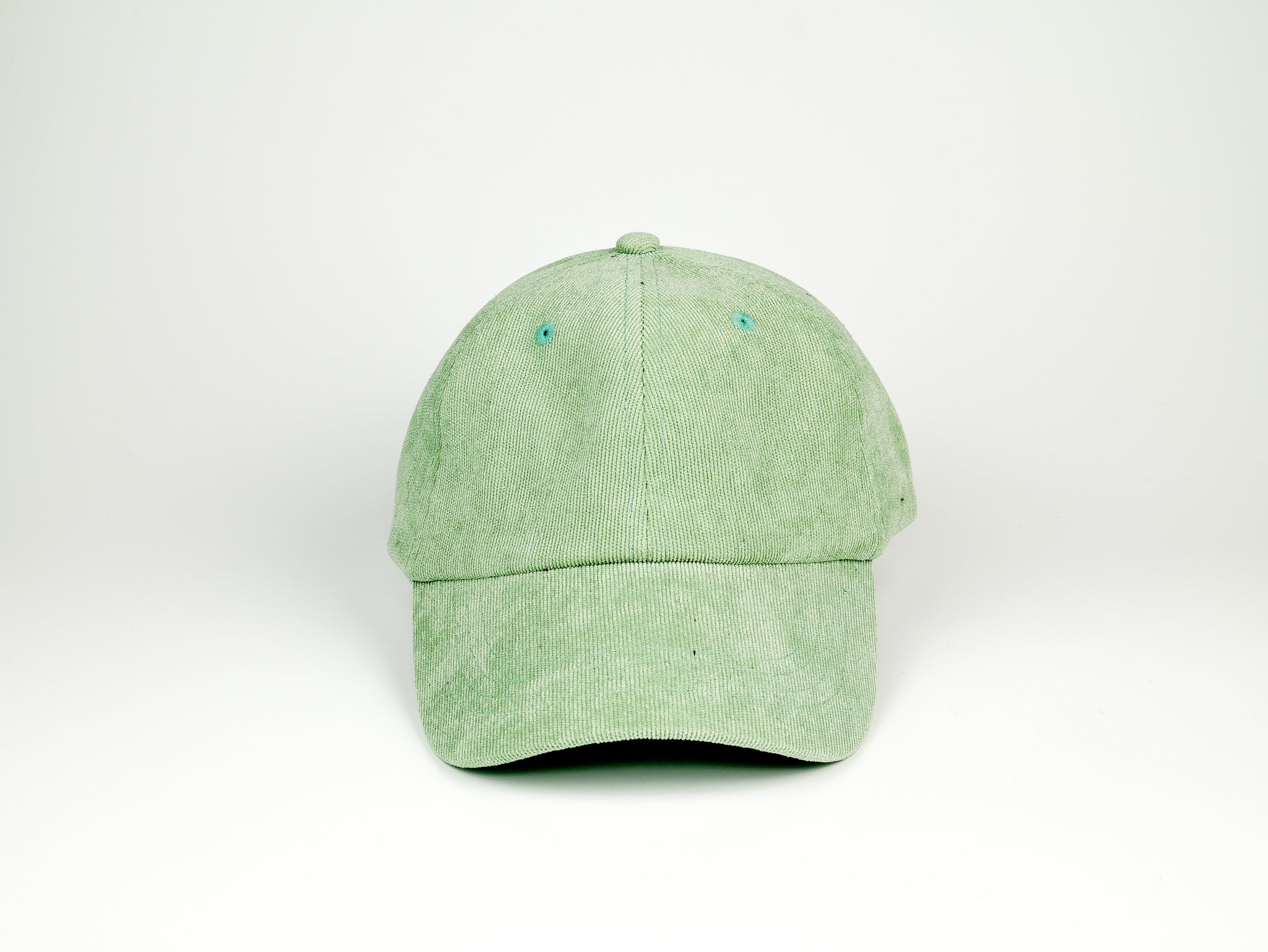 Thin Corduroy Dad Hat - Sage