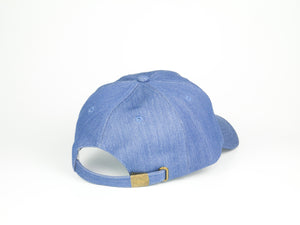 Thick Cotton Dad Hat - Baby Blue