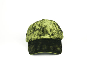 Velvet Dat Hat - Green