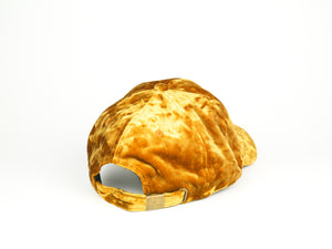 Velvet Dat Hat - Gold