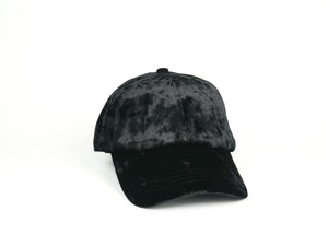 Velvet Dat Hat - Black