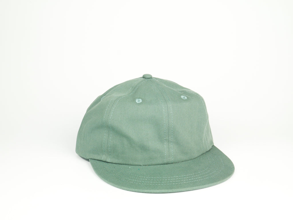 Cotton UFB (Unstructured Flat Brim) - Sage