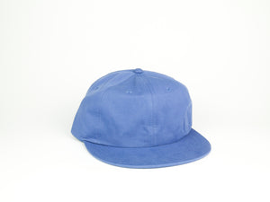 Cotton UFB (Unstructured Flat Brim) - Baby Blue