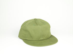 Cotton UFB (Unstructured Flat Brim) - Pear Green