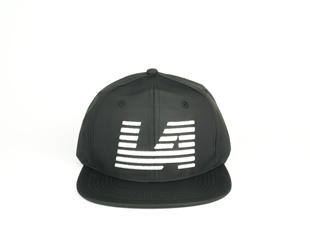Striped LA - Black