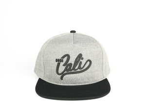 The OG - Cali - Heather Grey / Black