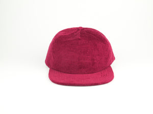 The High 5 - Thick Corduroy - Burgundy