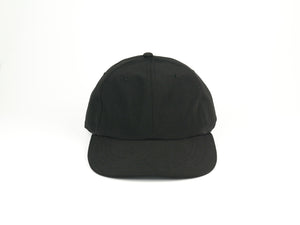 Water Resistant Folding Hat - Black