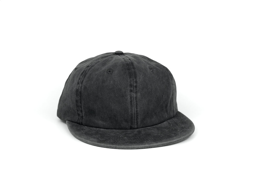 Faded UFB (Unconstructed Flat Brim) - Black