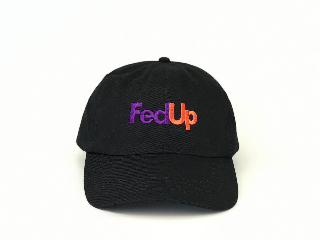 Fed Up Dad Hat