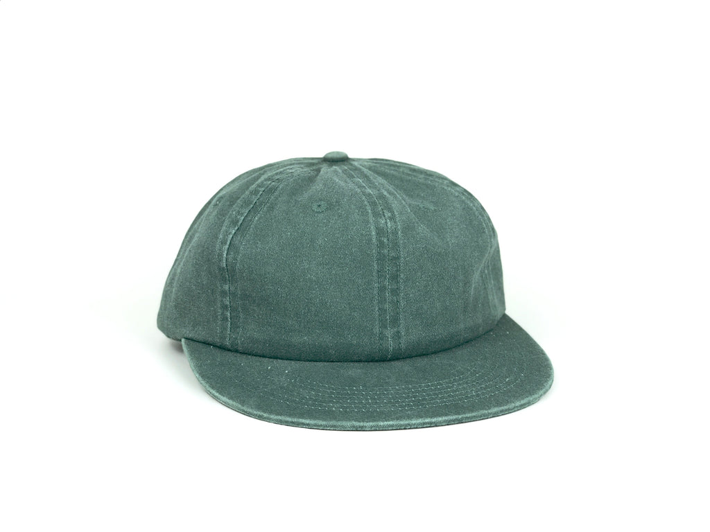 Faded UFB (Unconstructed Flat Brim) - Ivy