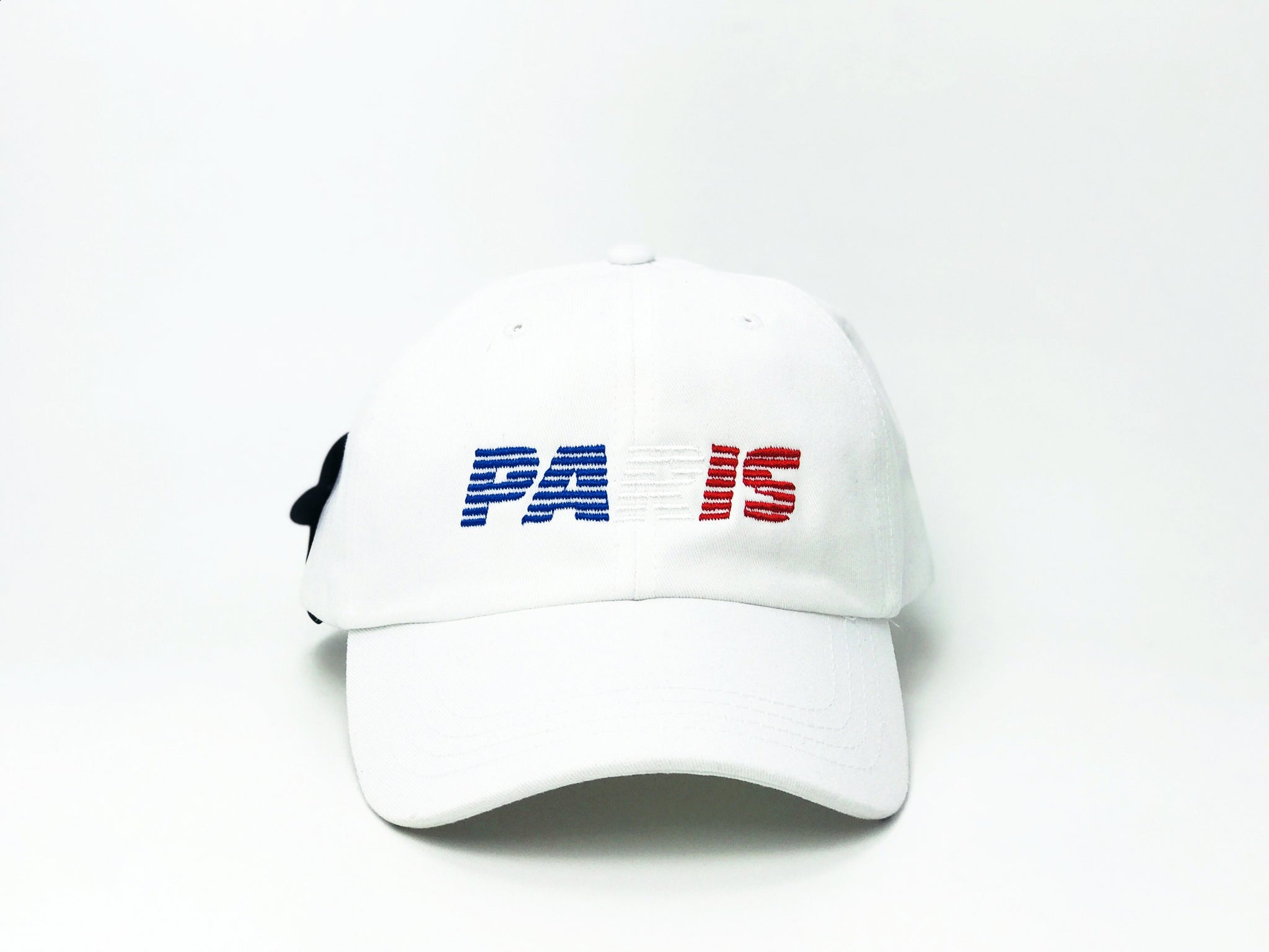 Striped Paris Dad Hat     (+ colors)
