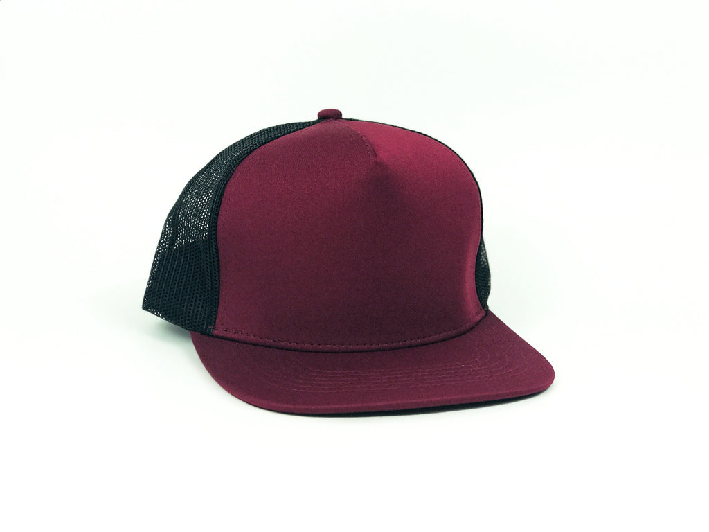 Five Panel Trucker     (+ colors)