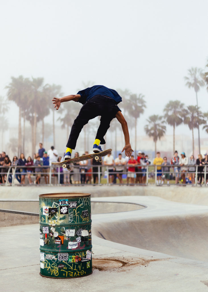 7 Reasons To Keep Your Skatepark Clean
