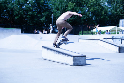 Michael bs Nosegrind 180 out