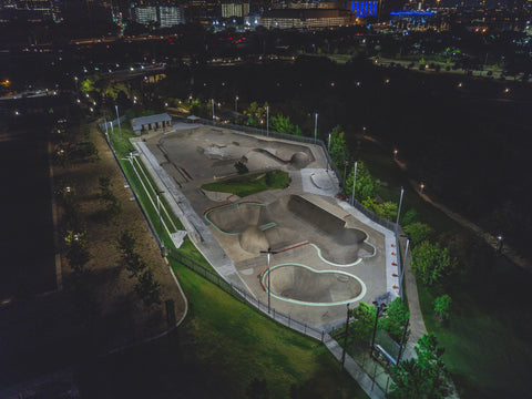 Keep Your skatepark clean - skatepark