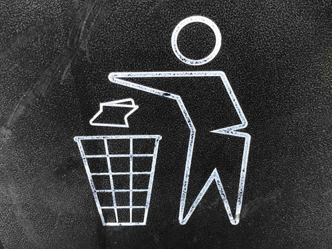 Keep Your Skatepark Clean - Use the bin