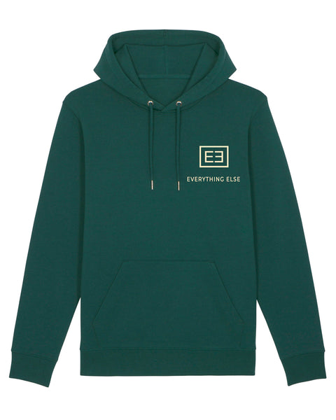 Everything Else Comfy Hoody ( botanical green )
