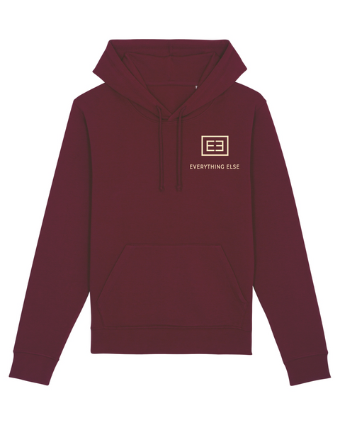 Everything Else Hoody ( burgundy )