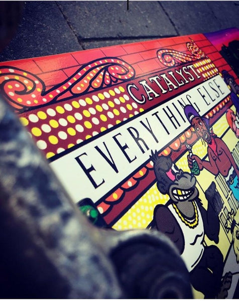 Everything Else Skateboard